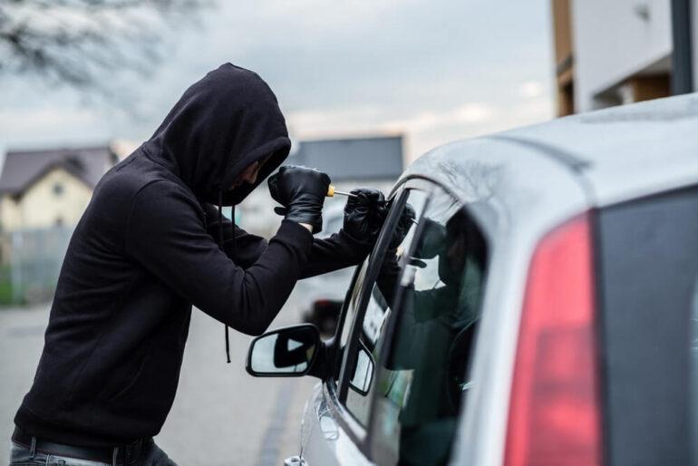 Hati-hati kes curi kereta